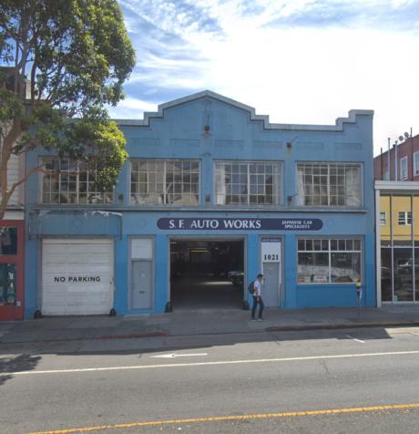 San Francisco Auto Works